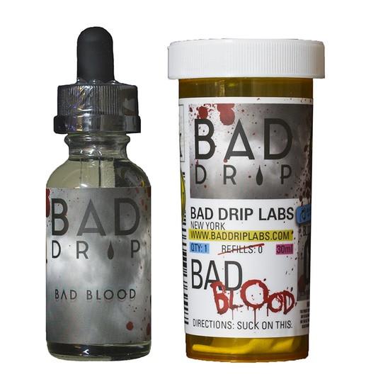 Рецепт BAD DRIP - Bad Blood