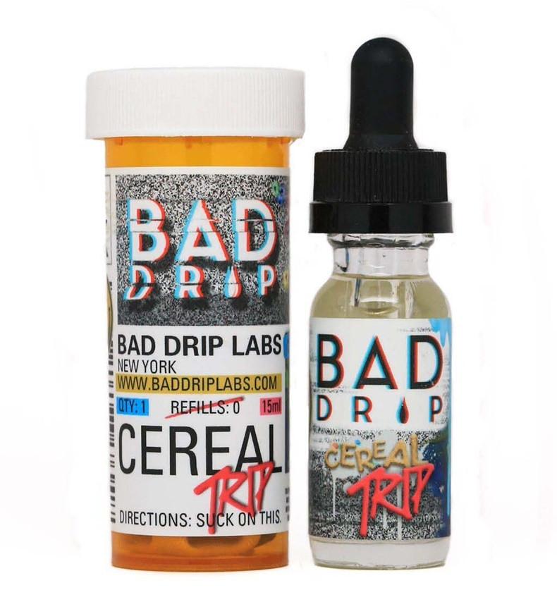 Рецепт BAD DRIP - Cereal Trip