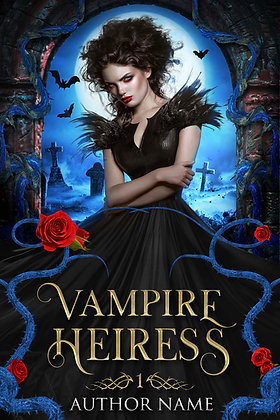 Vampire Heiress Pre-Made Set
