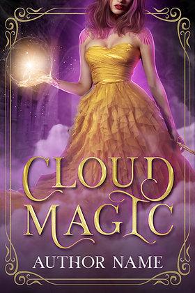 Cloud Magic Pre-Made Cover