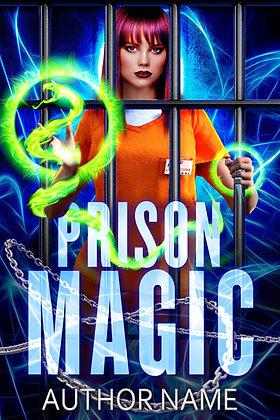 Prison Magic Pre-Made Cover