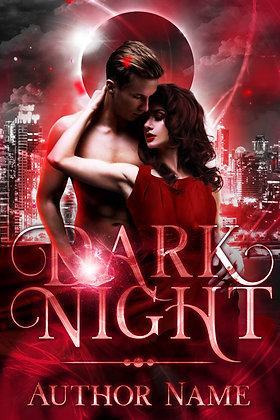 Dark Night Pre-Made Cover