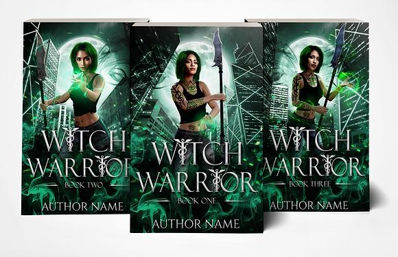 Witch Warrior Set