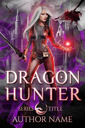 Dragon Hunter Pre-Made Cover