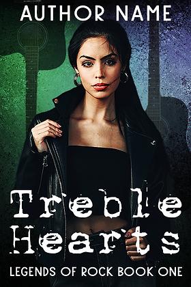 Treble Hearts Pre-Made