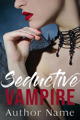 Seductive Vampire Pre-Made