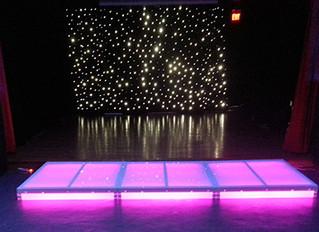 Light Up L.E.D. Stages