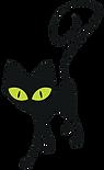 walking black cat.png