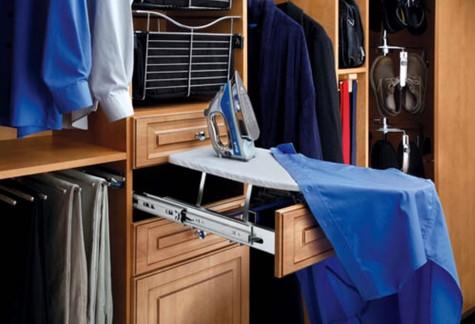 Folding Ironing Board
