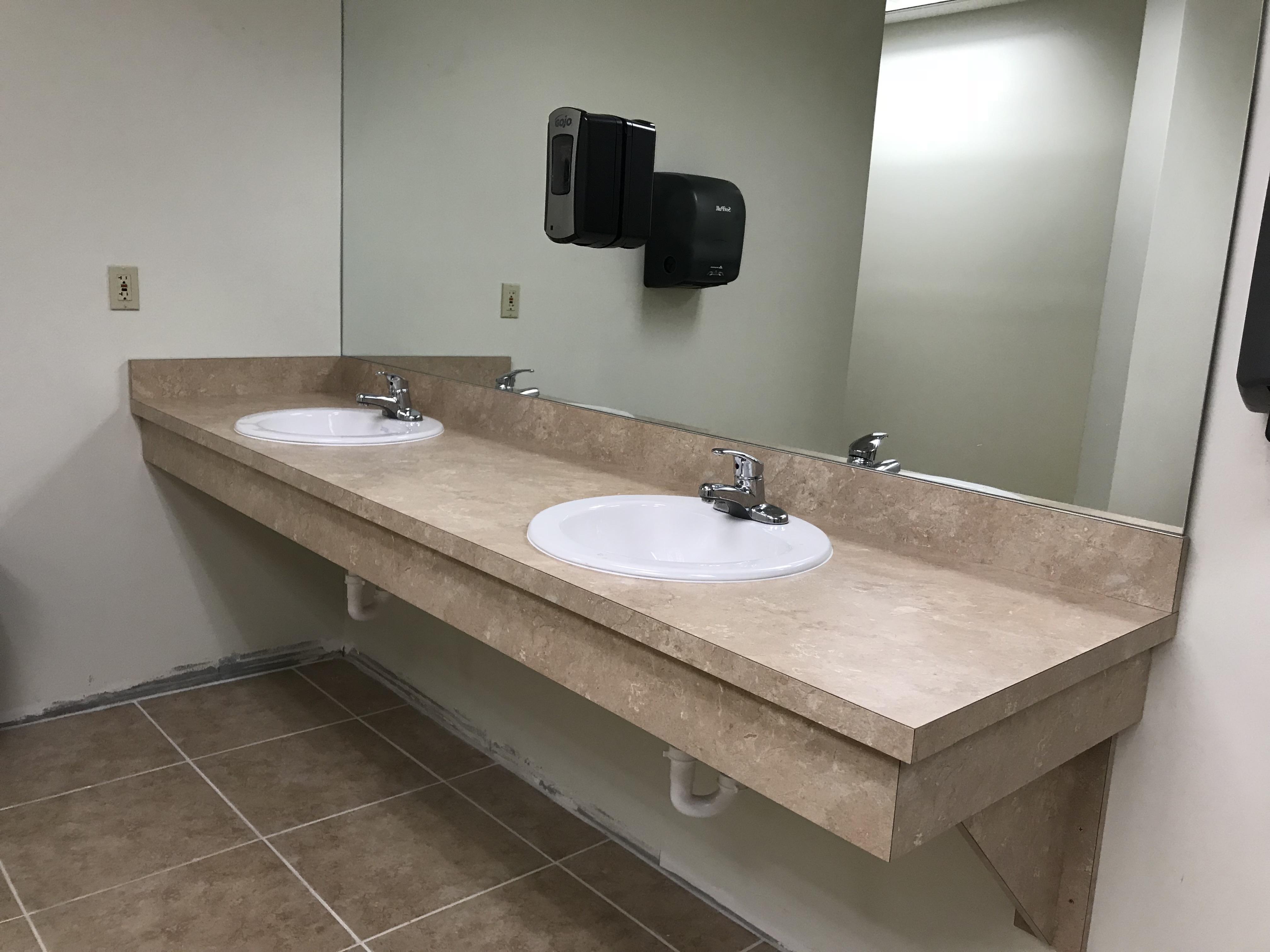 Commercial Vanity