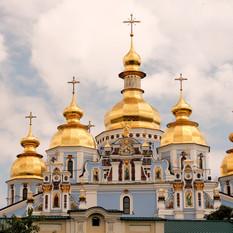 Kiev Monastero di San Michele