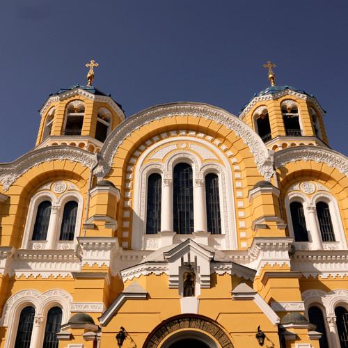 Kiev chiesa di San Vladimir