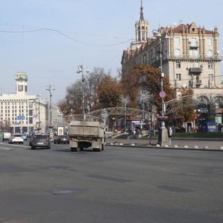 Viale Khreshchatyk