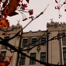 Kiev Casa delle chimere