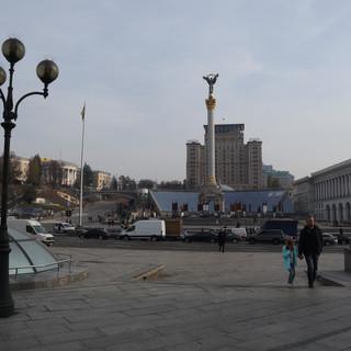 Maidan - Piazza dell'Indipendenza