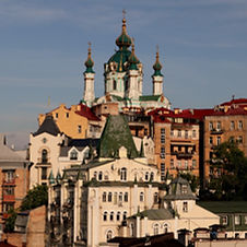 Kiev Discesa di Sant'Andrea