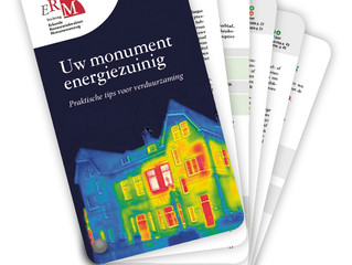 Nieuwe gegevens en tips voor energiezuinige monumenten