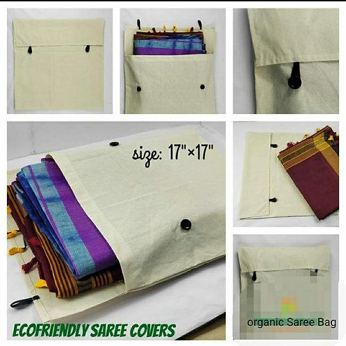 Cotton Saree Bag pack of 5