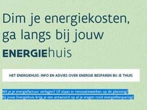 Verlaag je verbruik dankzij de energielening