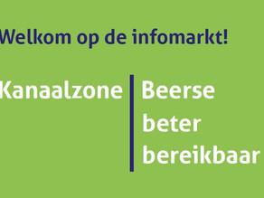 Infomarkt Ontsluiting Kanaalzone Beerse