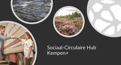 De 4 lokale besturen zetten in op circulaire economie