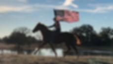Alexandra on red with US flag FB.jpg