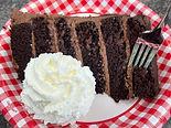 Chocolate Cake - Dianne's Ranch Diner.JPG