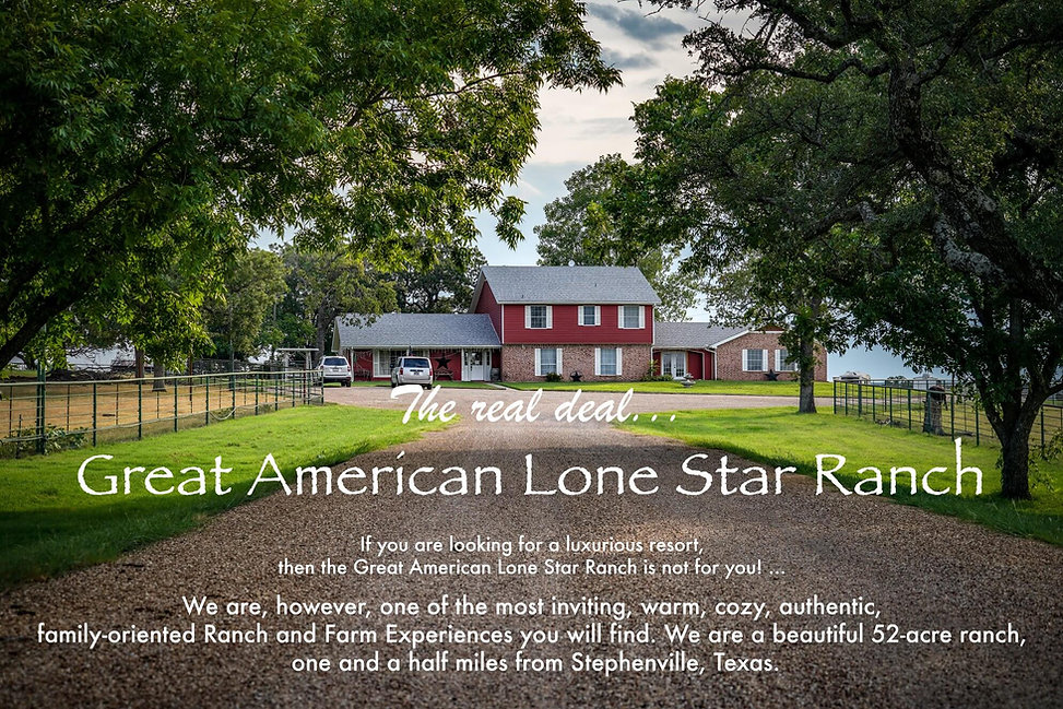 Great American Lone Star Ranch