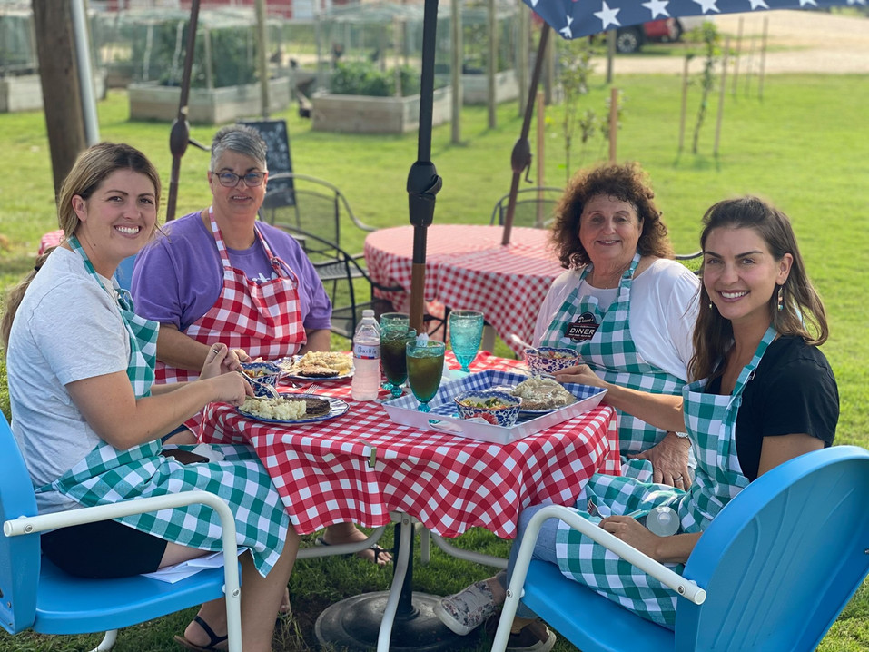 Everyone Can Cook Academy at GREAT AMERICAN LONE STAR RANCH