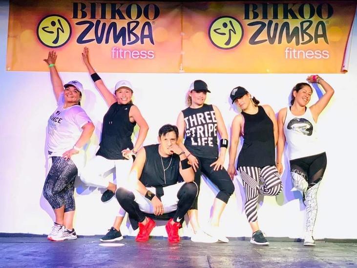 Biikoo Zumba Fitness