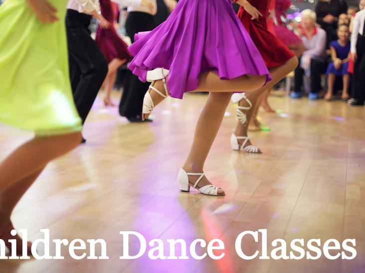 Kids Ballroom Dance Class
