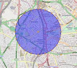 geofence GPS tracking