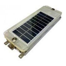 Solar GPS tracking device