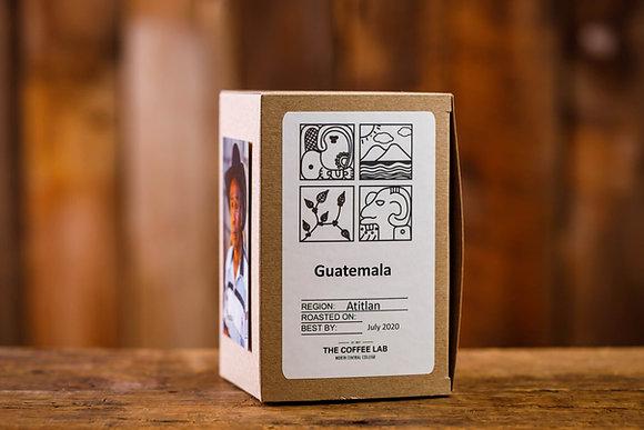 Medium Guatemalan Single Serving Pods
