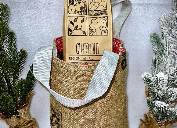 Canvas Bag + Guatemalan Coffee