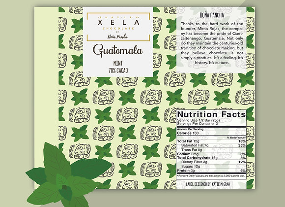 Mint Xela Chocolate