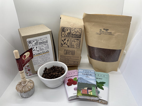 Chocolate and Coffee Lover's Bundle