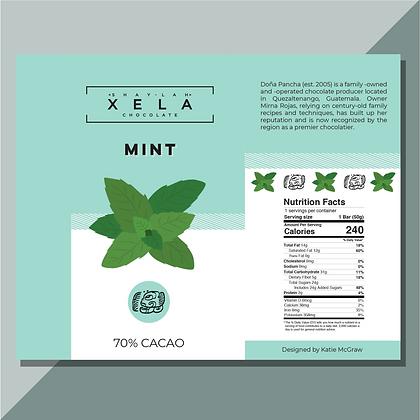 Mint Xela Chocolate