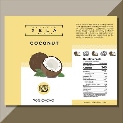 Coconut Xela Chocolate