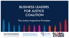Business Leaders Unite for Justice