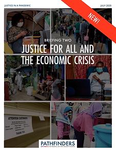 Justice for All Economic Crisis Thumbnai