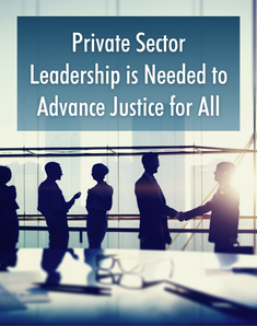Blog_ Private Sector Leadership is Neede