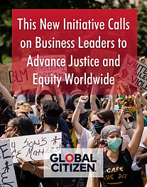 Global Citizen Business for Justice Blog