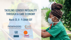 Tackling Gender Inequality Through a Care Economy