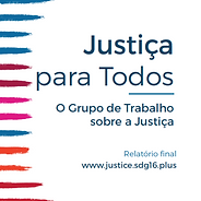 Justice for All: Full Report (Portuguese)
