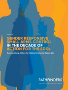 Gender Responsive Small Arms Control in the Decade of Action for the SDGs: Accelerating Action for Global Violence Reduction