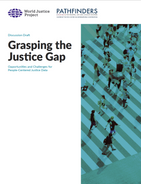 Discussion Draft: Grasping the Justice Gap