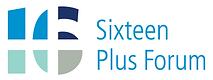 16 Plus Forum Logo, SDG16+, SDG16, SDG, Plus