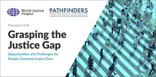 Grasping the Justice Gap: Opportunities and Challenges for People-Centered Justice Data