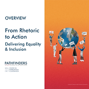 From Rhetoric to Action: Delivering Equality & Inclusion (Report Overview)